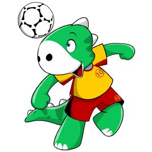 Mascote? Tem ta... Fifa 2002 Mascot